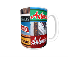 JONATHAN Coffee Mug Cup featuring the name in actual sign photos