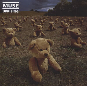 Muse - Uprising - New UK CD Single x