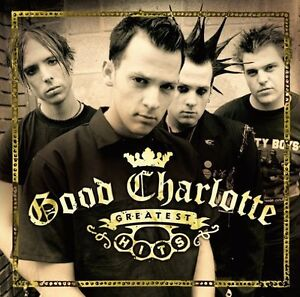 GOOD CHARLOTTE Greatest Hits CD BRAND NEW