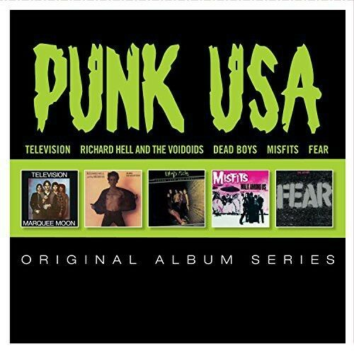 Various Artists - Punk Usa / Various [new Cd] Germany - Import