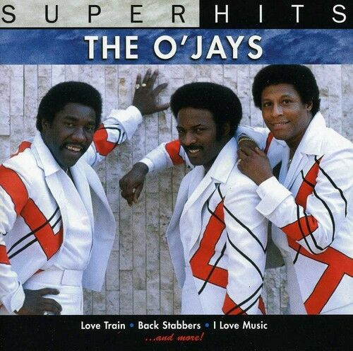 The O'Jays - Super Hits [New CD]