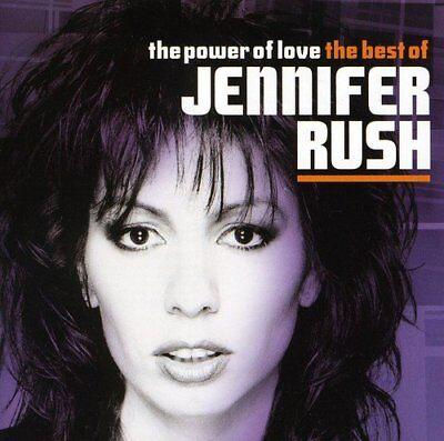 Jennifer Rush - The Power Of Love - Best Of / Greatest Hits - CD Neu & OVP
