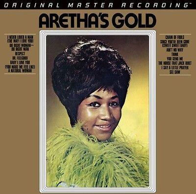 Aretha Franklin   Arethas Gold  New Sacd  Hybrid Sacd  Orig Master Rec