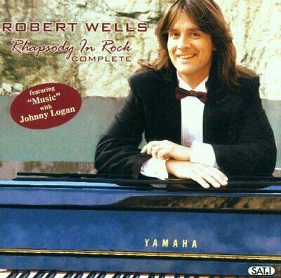 Robert Wells Rapsody in rock complete (2000)  [CD]