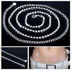 Rhinestone Body Chain Jewellery