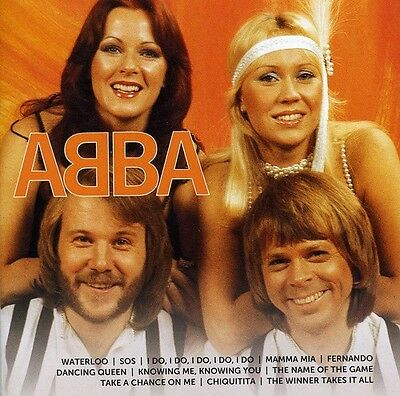 ABBA - Icon [New CD]