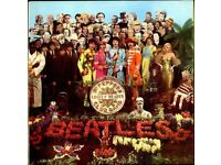 The Beatles - Sgt. Pepper's - UK Late '60s Stereo Parlophone LP