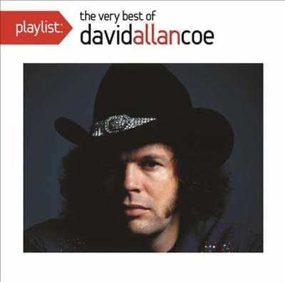 DAVID ALLAN COE - PLAYLIST: THE VERY BEST OF DAVID ALLAN COE NEW