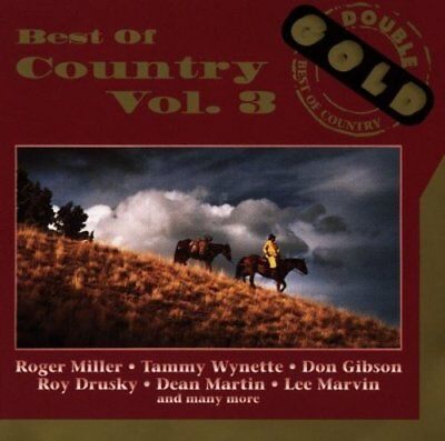 Best of Country 3 | 2 CD | Johnny Horton, Roger Miller, Joe Tex, Patti