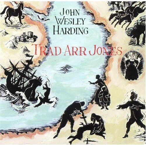 John Wesley Harding - Trad Arr Jones [New CD]