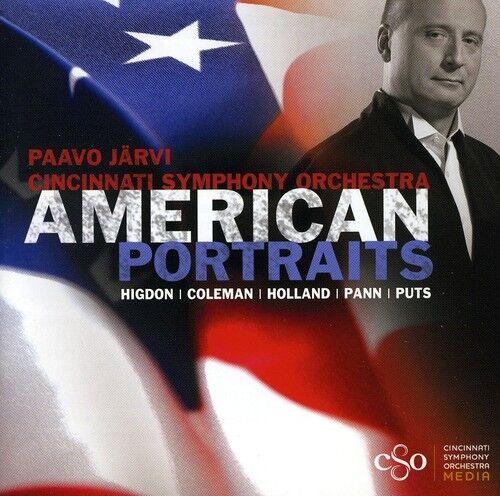 Paavo J rvi - American Portraits [New CD]
