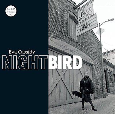 EVA CASSIDY 'NIGHTBIRD' 4 x 180g VINYL LP (2016)