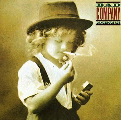 Bad Company   Dangerous Age  New Cd  Germany   Import