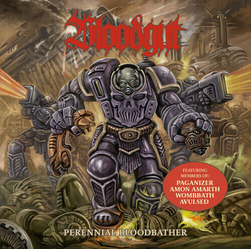 Bloodgut - Perennial Bloodbather [new Cd]