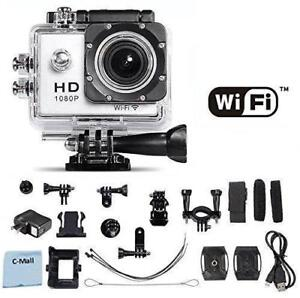 Camera action / WiFi Action Camera 12MP 1080P H.264 1.5 Inch
