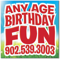 Birthday party Center and After School Program