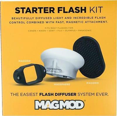MagMod - Flash Diffuser System Starter Kit