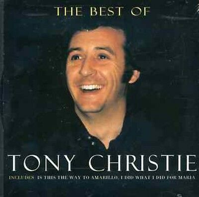 Tony Christie - Best of [New CD] England - (Tony Christie Best Of Tony Christie)