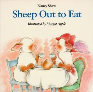 Sheep Out to Eat by Apple, Margot -Paperback