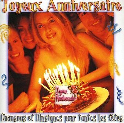 Joyeux Anniversaire - Joyeux Anniversaire [New CD] France - Import