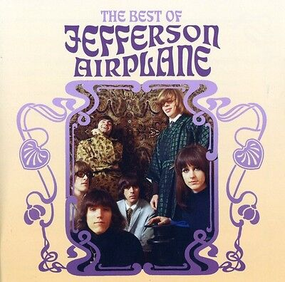 Jefferson Airplane   Best Of  New Cd  England   Import