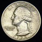 1936 D Quarter