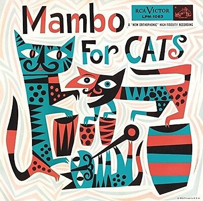 Mambo For Cats (Vinyl Used Very Good)
