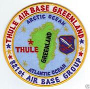 Air Base Group Patch