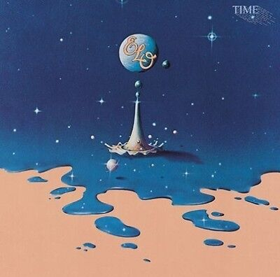Elo   Electric Light Orchestra     Time  New Vinyl  Holland   Import