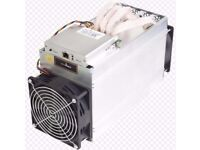 Bitmain Antminer D3+ 19.3GH/s with APW3++ Power Supply November batch
