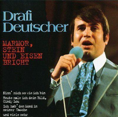 Marmor Track (Drafi Deutscher | CD | Marmor, Stein und Eisen bricht (compilation, 16 tracks...)