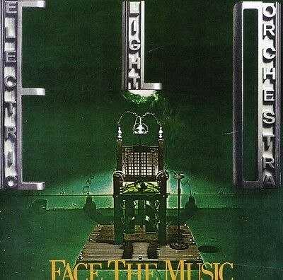 Electric Light Orchestra   Face The Music  New Cd