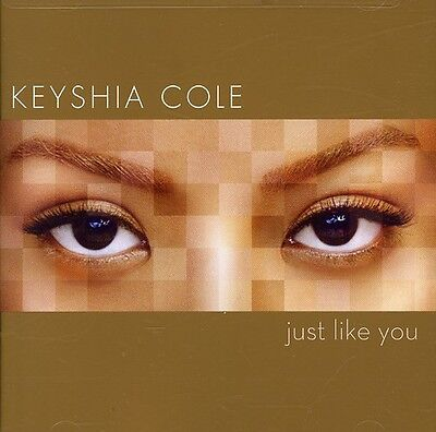 Keyshia Cole   Just Like You  New Cd