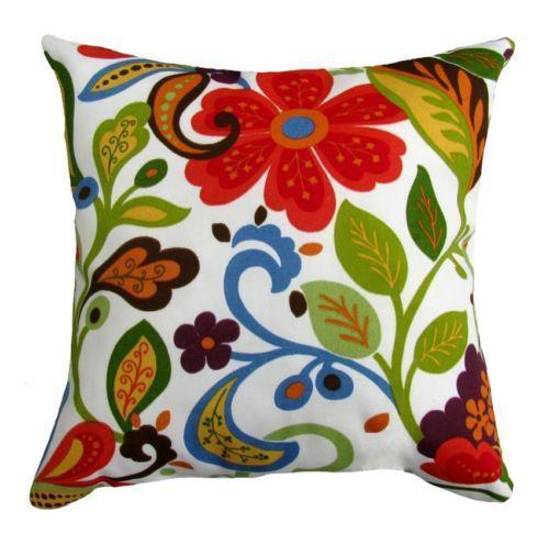 Outdoor Lumbar Pillows Ebay