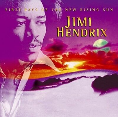 Jimi Hendrix - First Rays of the New Rising Sun [New CD] Blu-Spec CD 2, Japan (Hendrix First Rays Of The New Rising Sun)
