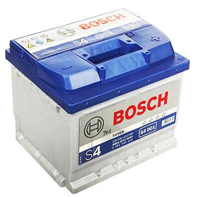 S4000 S4 000 Bosch Car Battery 12V 44Ah 420A Type 202 4 YEAR WARRANTY