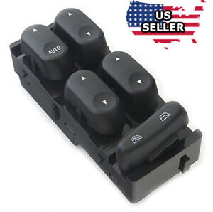 Power Window Switch for Ford Excursion Explorer F250 F350 Super Duty Crew Cab