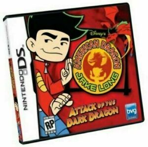 DS , American Dragon: Jake Long atack of the dragon