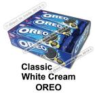 White Chocolate Oreos
