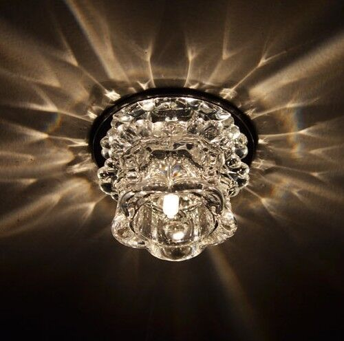 crystal led ceiling light fixture pendant lamp lighting chandelier