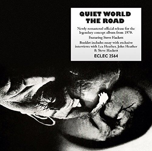 Quiet World - Road: Expanded Edition [new Cd] Uk - Import