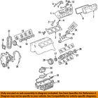 General Motors Car & Truck Cylinder Head Gasket Kits Cover Gaskets