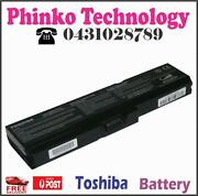 Toshiba Satellite P750 Battery