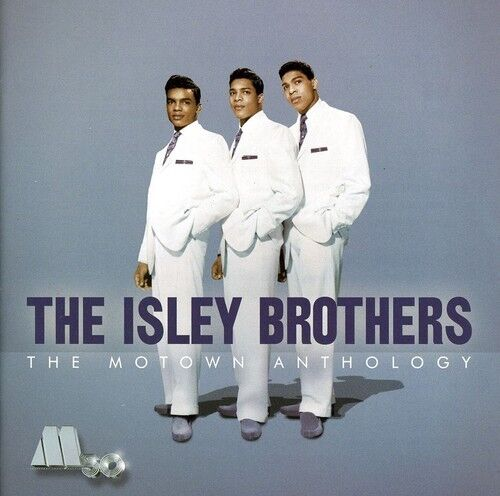 The Isley Brothers - Motown Anthology [New CD]