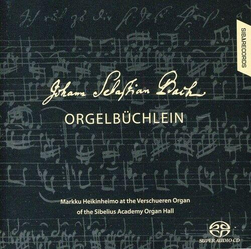Markku Heikinheimo, J.S. Bach - Orgelbuchlein [New SACD]