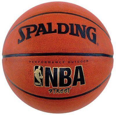 Spalding Nba Street Basketball   Intermediate Size 6  28 5   New