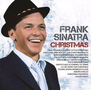 Frank Sinatra Weihnachtslieder.Frank Sinatra Icon Christmas Cd 14 Tracks Weihnachtslieder