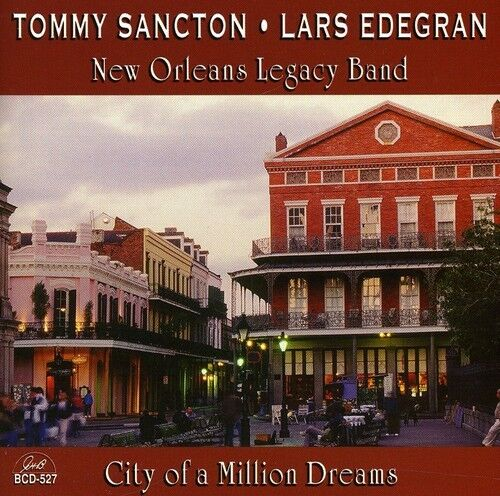 Lars Edegran, Tommy - City of a Million Dreams [New CD]