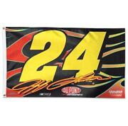 Jeff Gordon 3x5 Flags