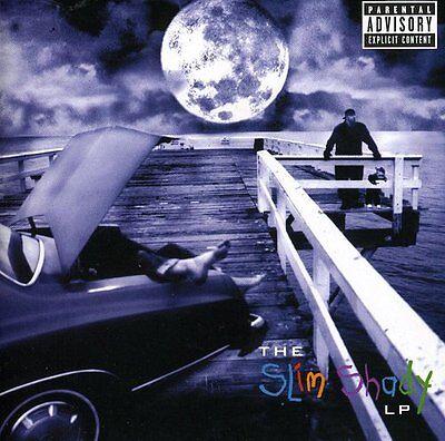 Eminem   Slim Shady Lp  New Cd  Explicit